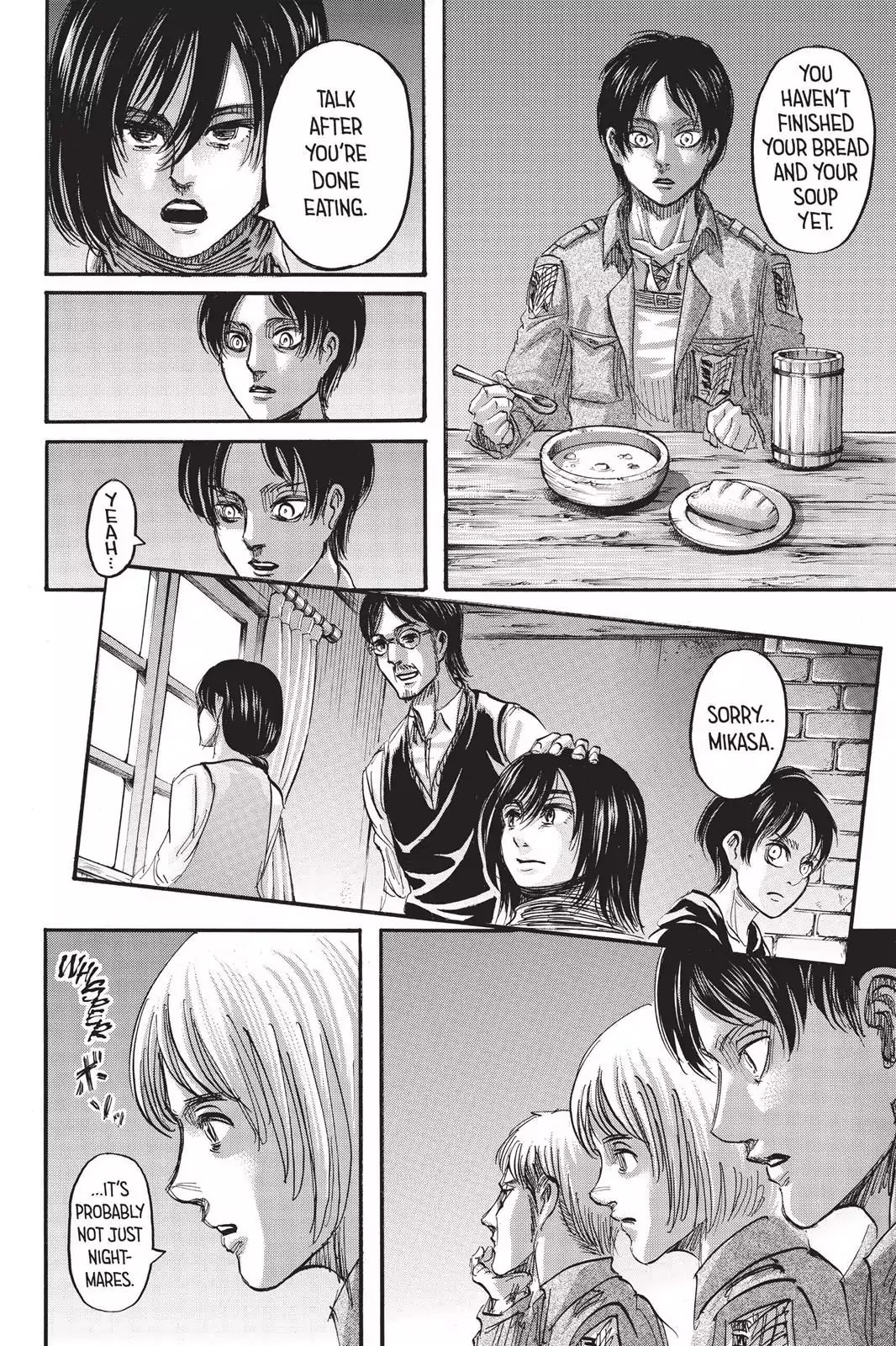 Attack on Titan Chapter 70  Online Free Manga Read Image 36