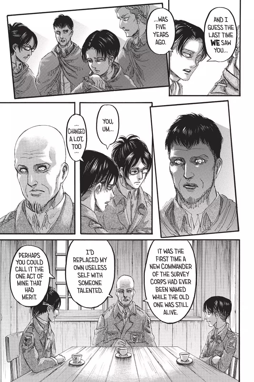 Attack on Titan Chapter 71  Online Free Manga Read Image 10