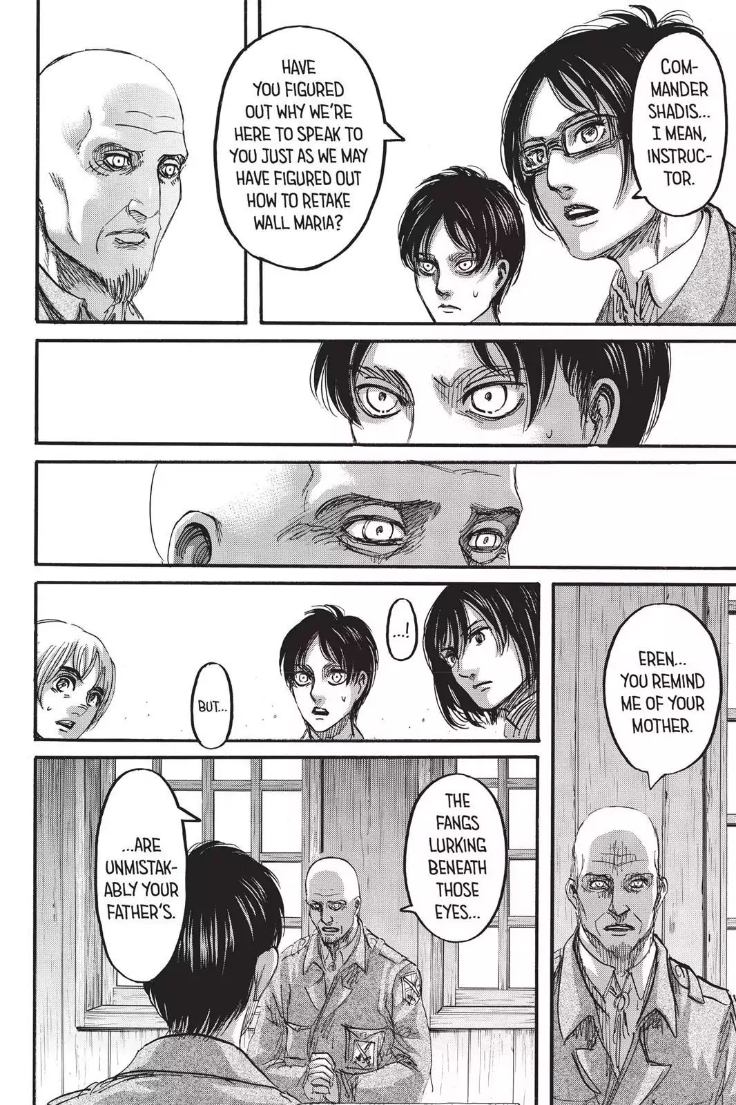 Attack on Titan Chapter 71  Online Free Manga Read Image 11
