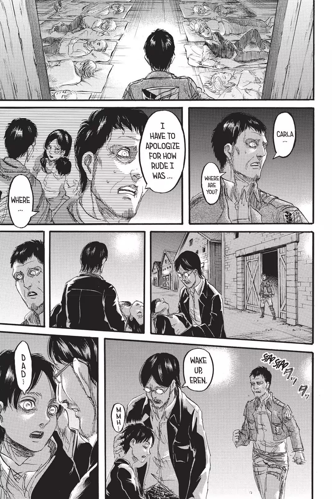 Attack on Titan Chapter 71  Online Free Manga Read Image 36