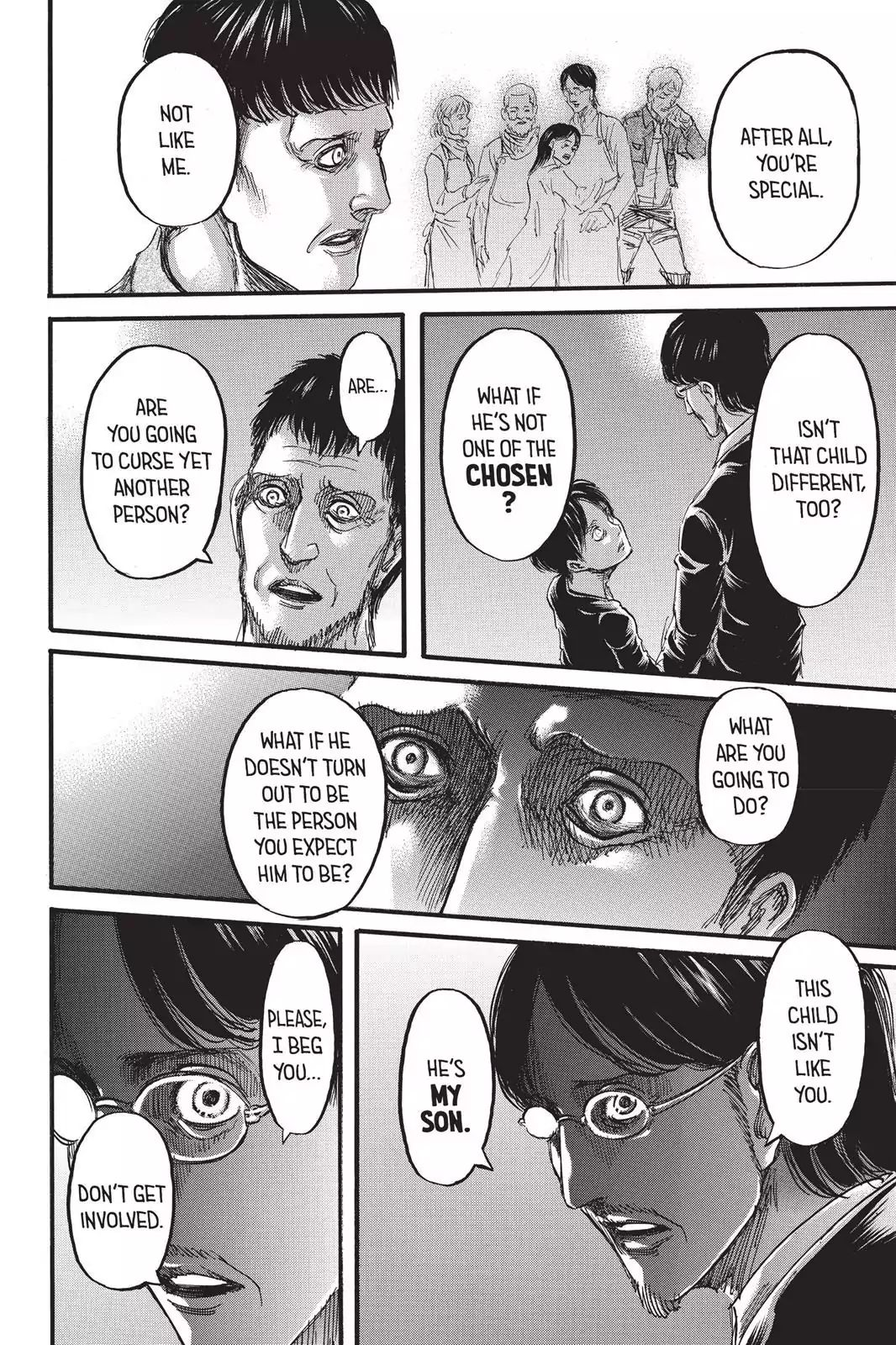 Attack on Titan Chapter 71  Online Free Manga Read Image 39
