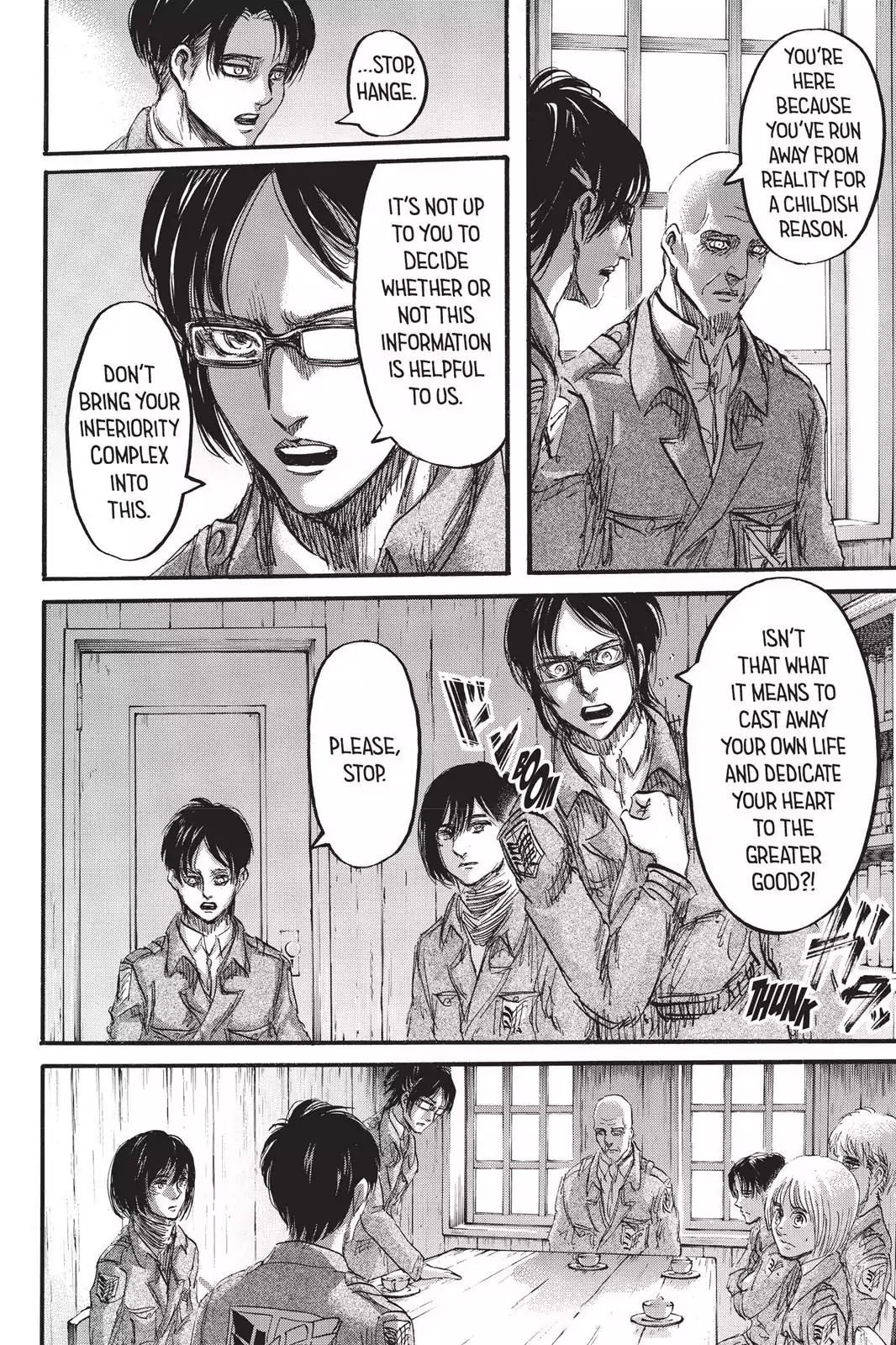 Attack on Titan Chapter 71  Online Free Manga Read Image 43