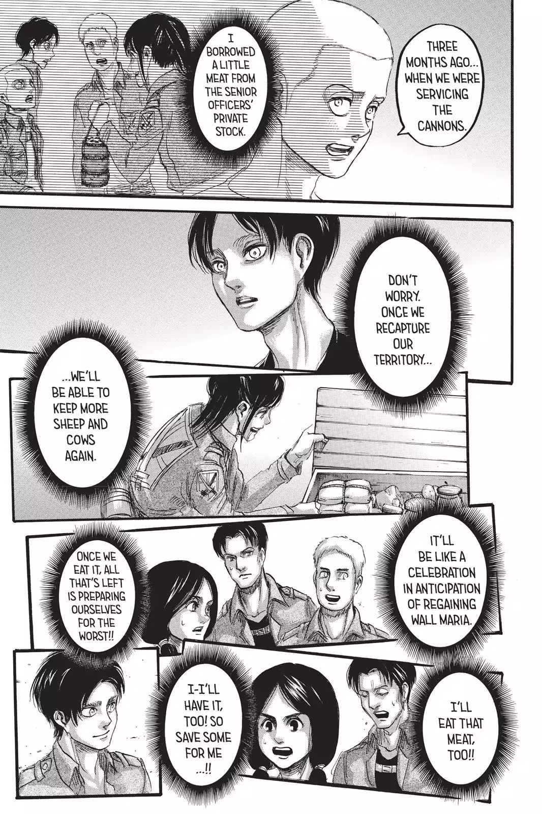 Attack on Titan Chapter 72  Online Free Manga Read Image 17