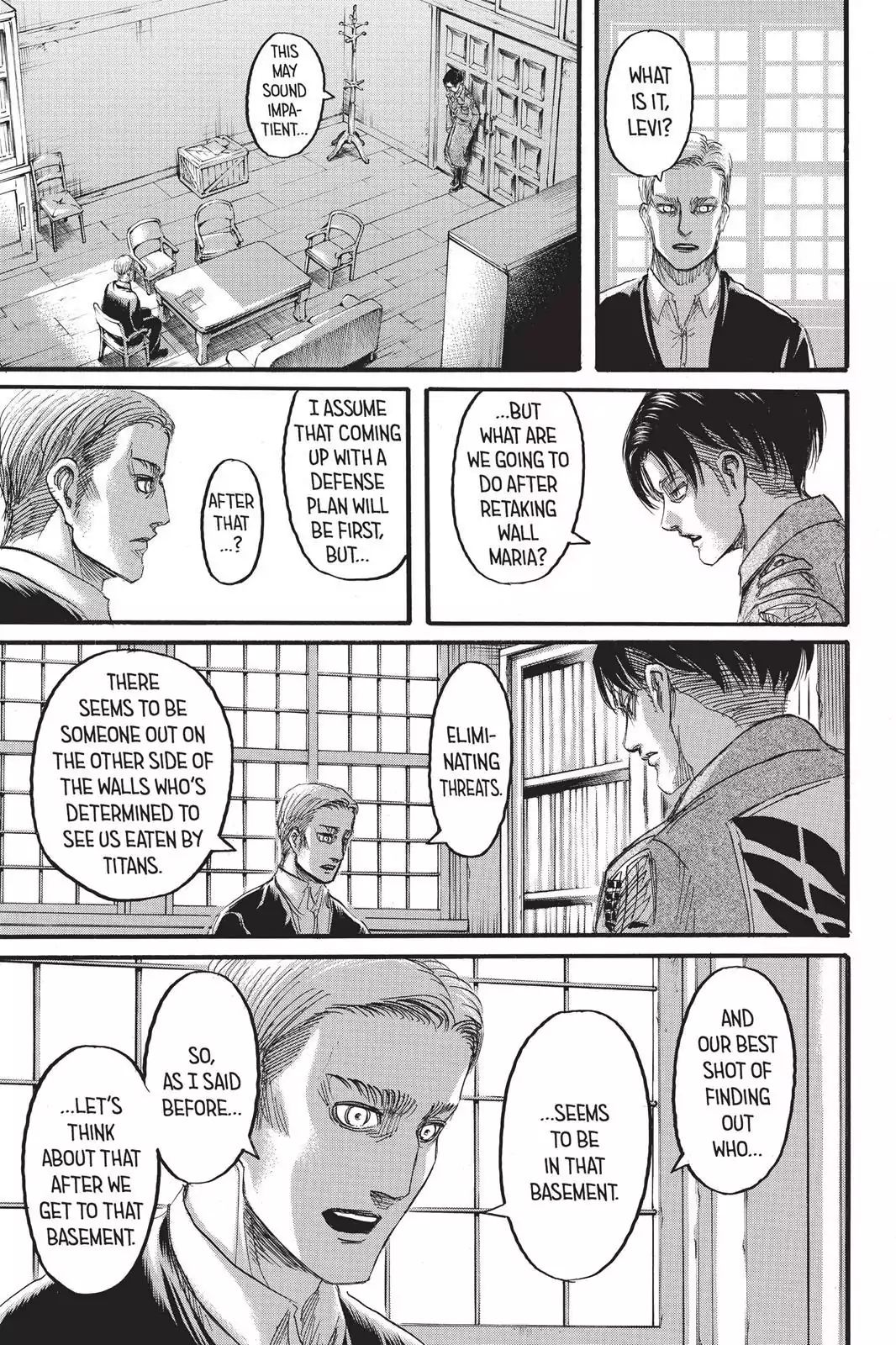 Attack on Titan Chapter 72  Online Free Manga Read Image 7