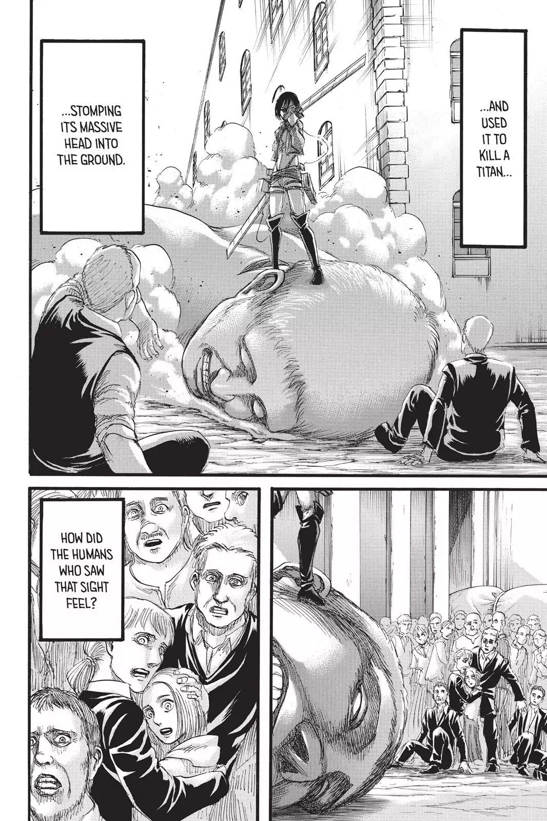 Attack on Titan Chapter 73  Online Free Manga Read Image 4
