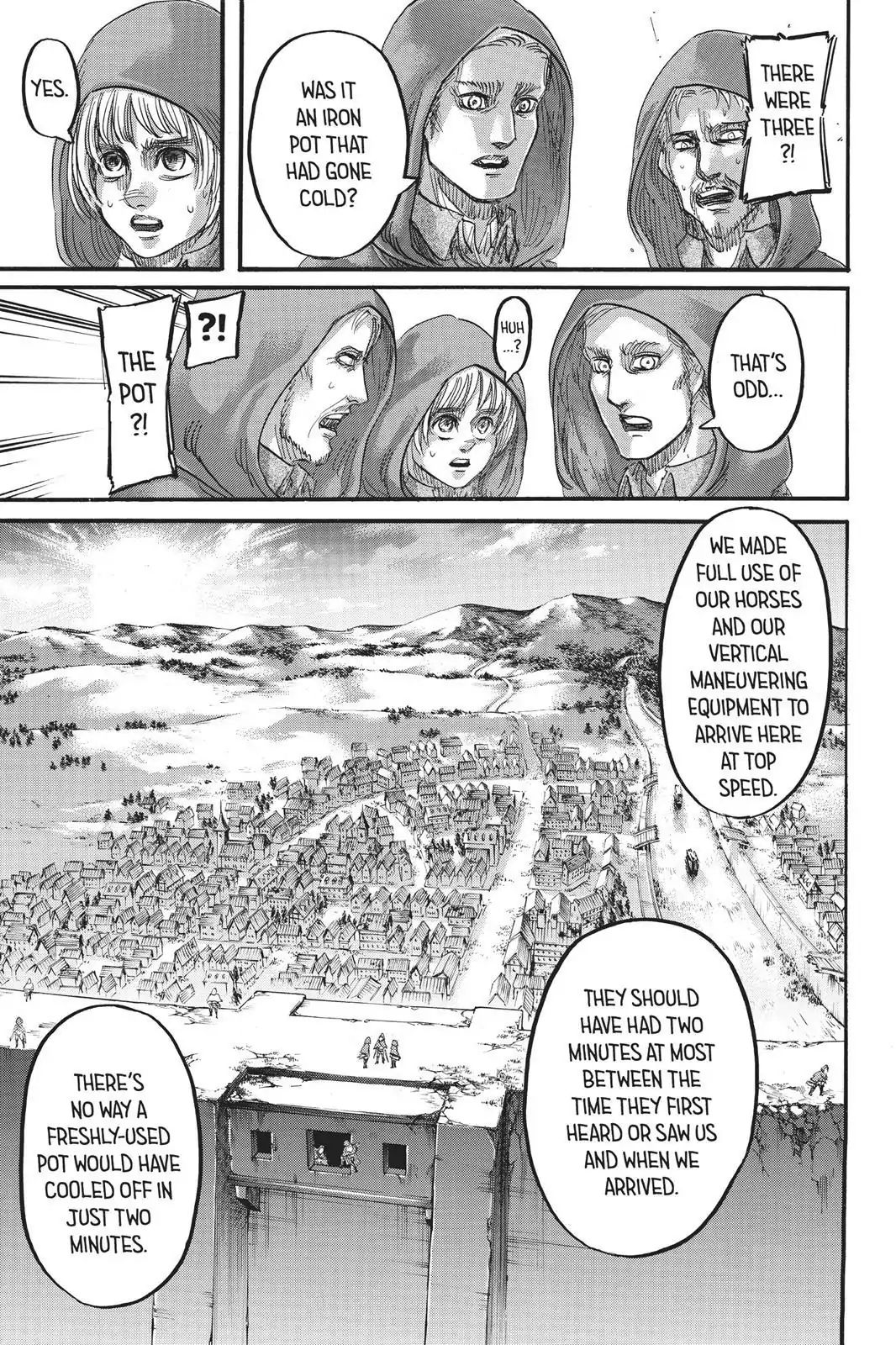 Attack on Titan Chapter 74  Online Free Manga Read Image 11