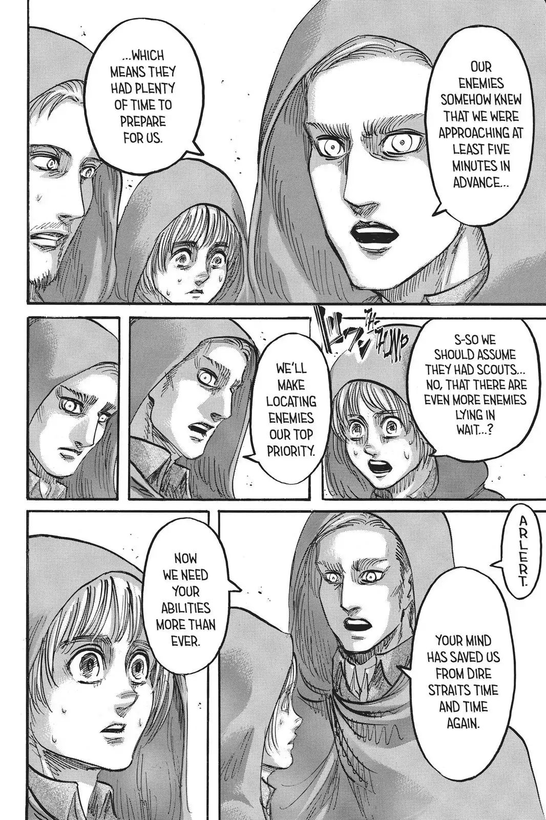 Attack on Titan Chapter 74  Online Free Manga Read Image 12