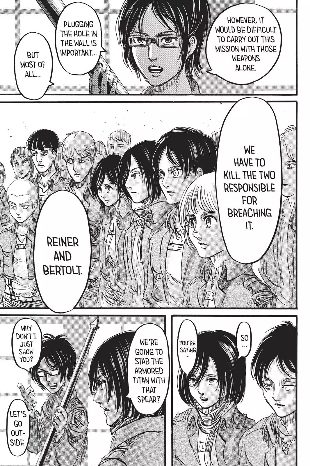 Attack on Titan Chapter 76  Online Free Manga Read Image 25