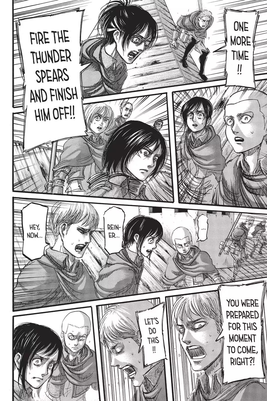 Attack on Titan Chapter 76  Online Free Manga Read Image 42