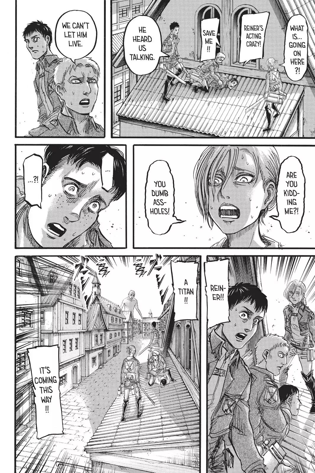 Attack on Titan Chapter 77  Online Free Manga Read Image 10