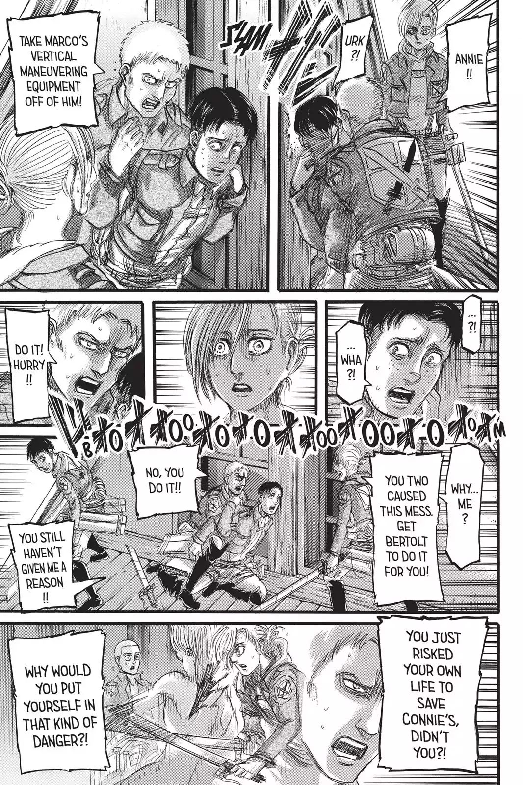 Attack on Titan Chapter 77  Online Free Manga Read Image 11