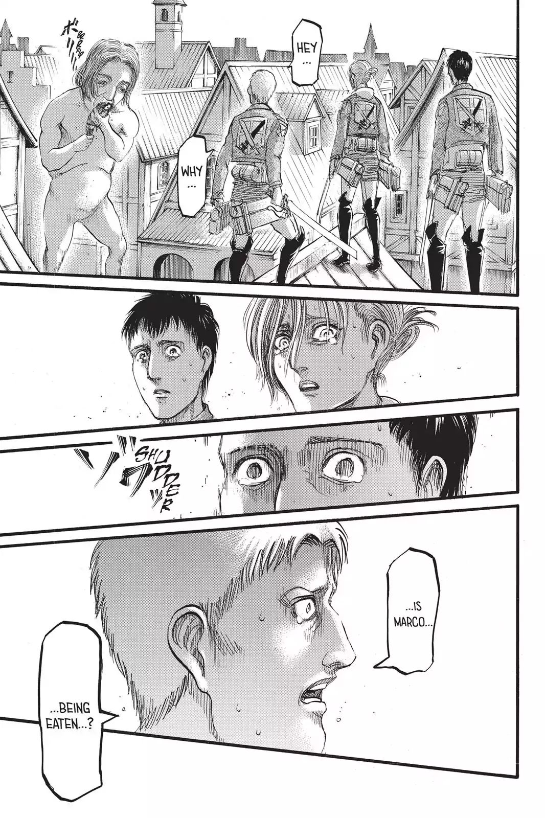 Attack on Titan Chapter 77  Online Free Manga Read Image 19