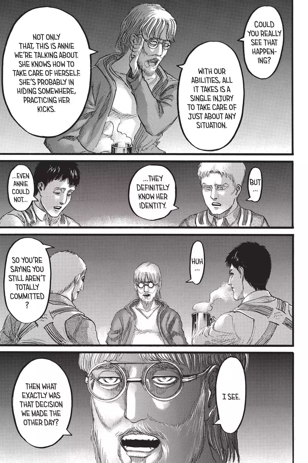 Attack on Titan Chapter 77  Online Free Manga Read Image 21