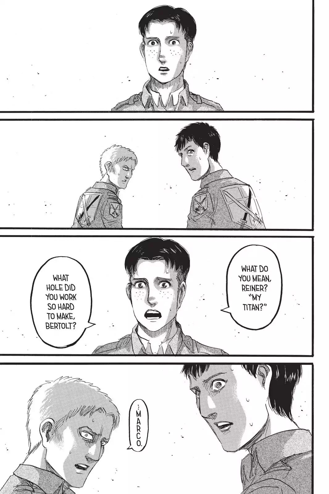 Attack on Titan Chapter 77  Online Free Manga Read Image 3