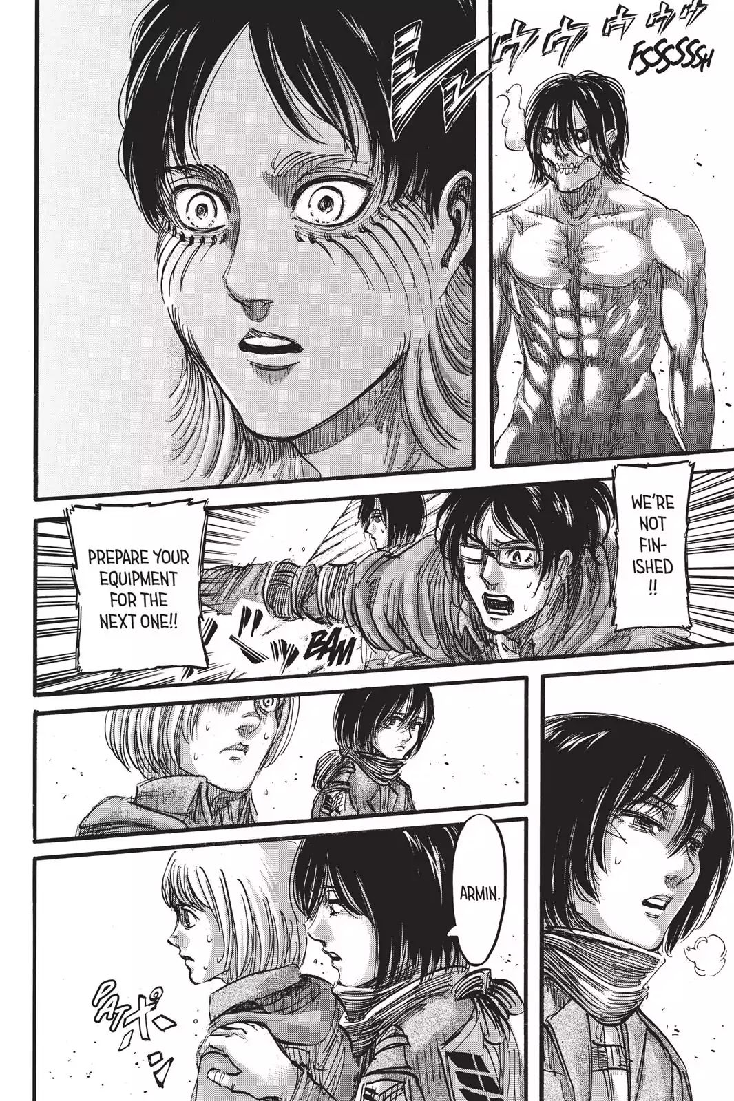 Attack on Titan Chapter 77  Online Free Manga Read Image 36