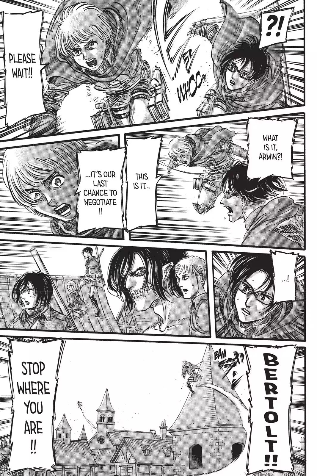 Attack on Titan Chapter 78  Online Free Manga Read Image 13