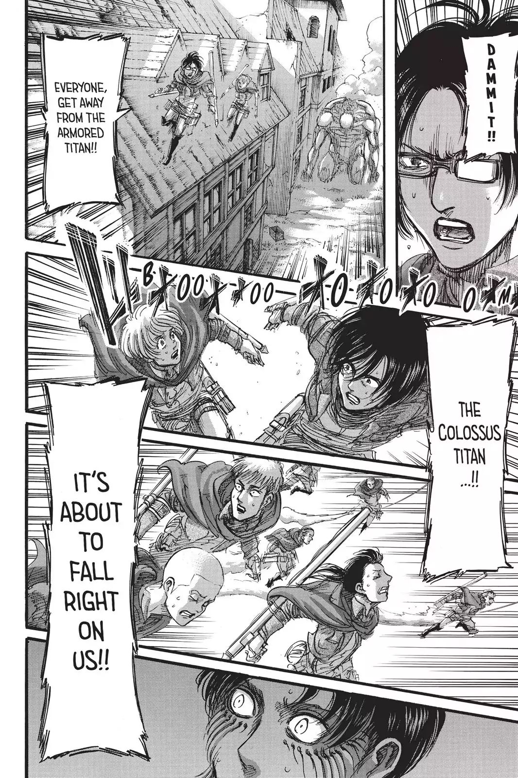 Attack on Titan Chapter 78  Online Free Manga Read Image 2