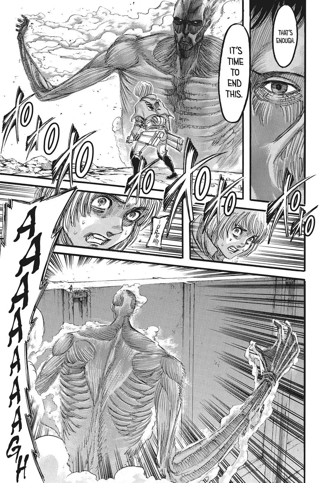 Attack on Titan Chapter 82  Online Free Manga Read Image 16