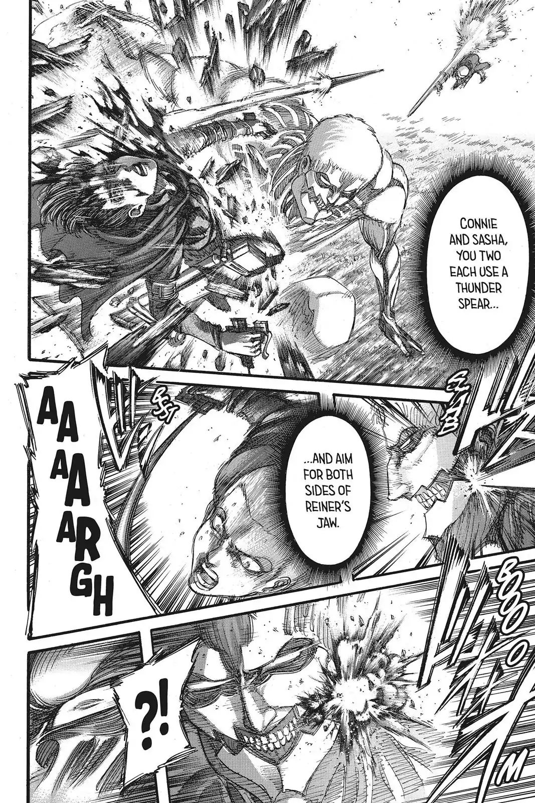 Attack on Titan Chapter 82  Online Free Manga Read Image 23