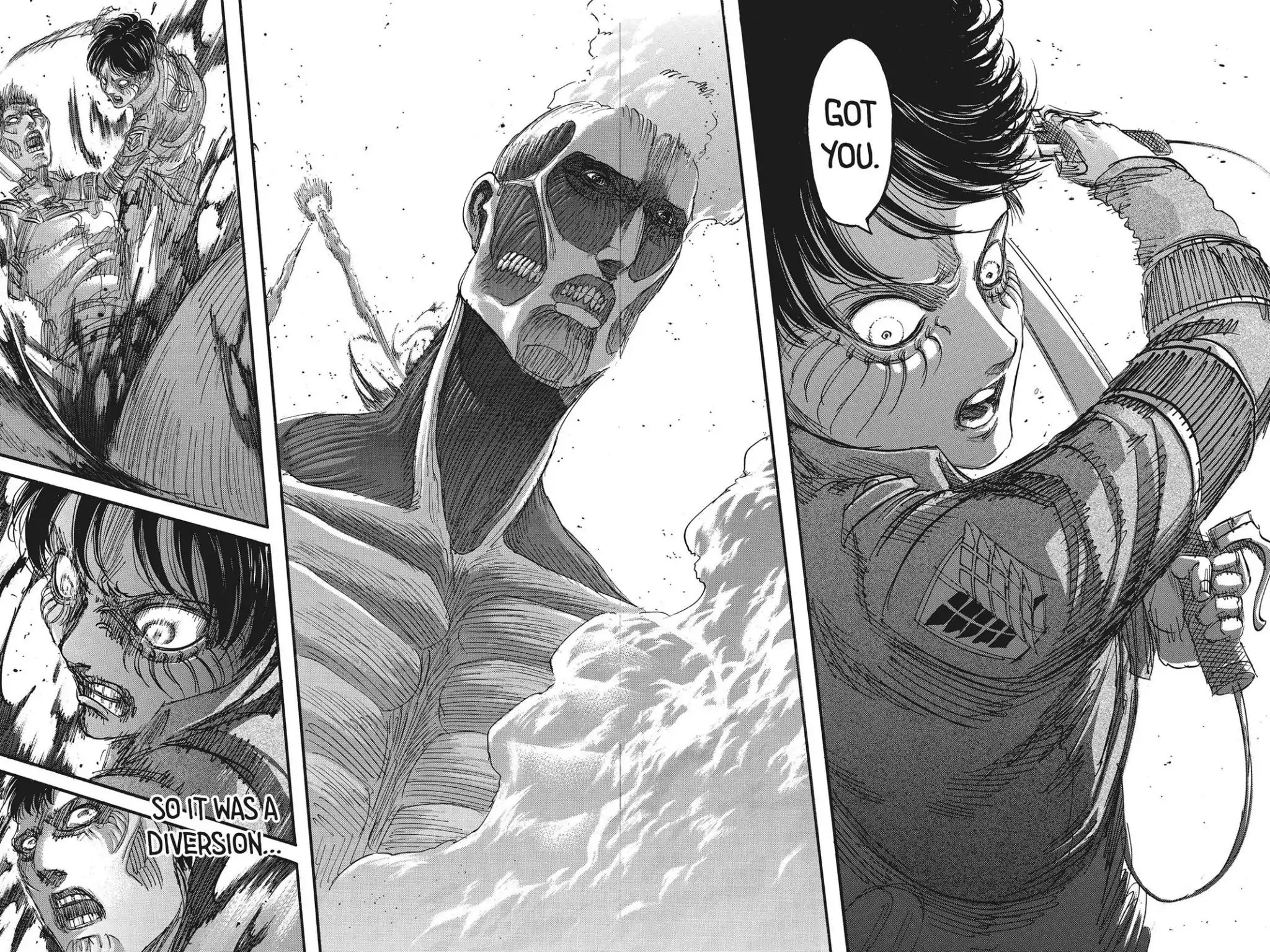 Attack on Titan Chapter 82  Online Free Manga Read Image 39