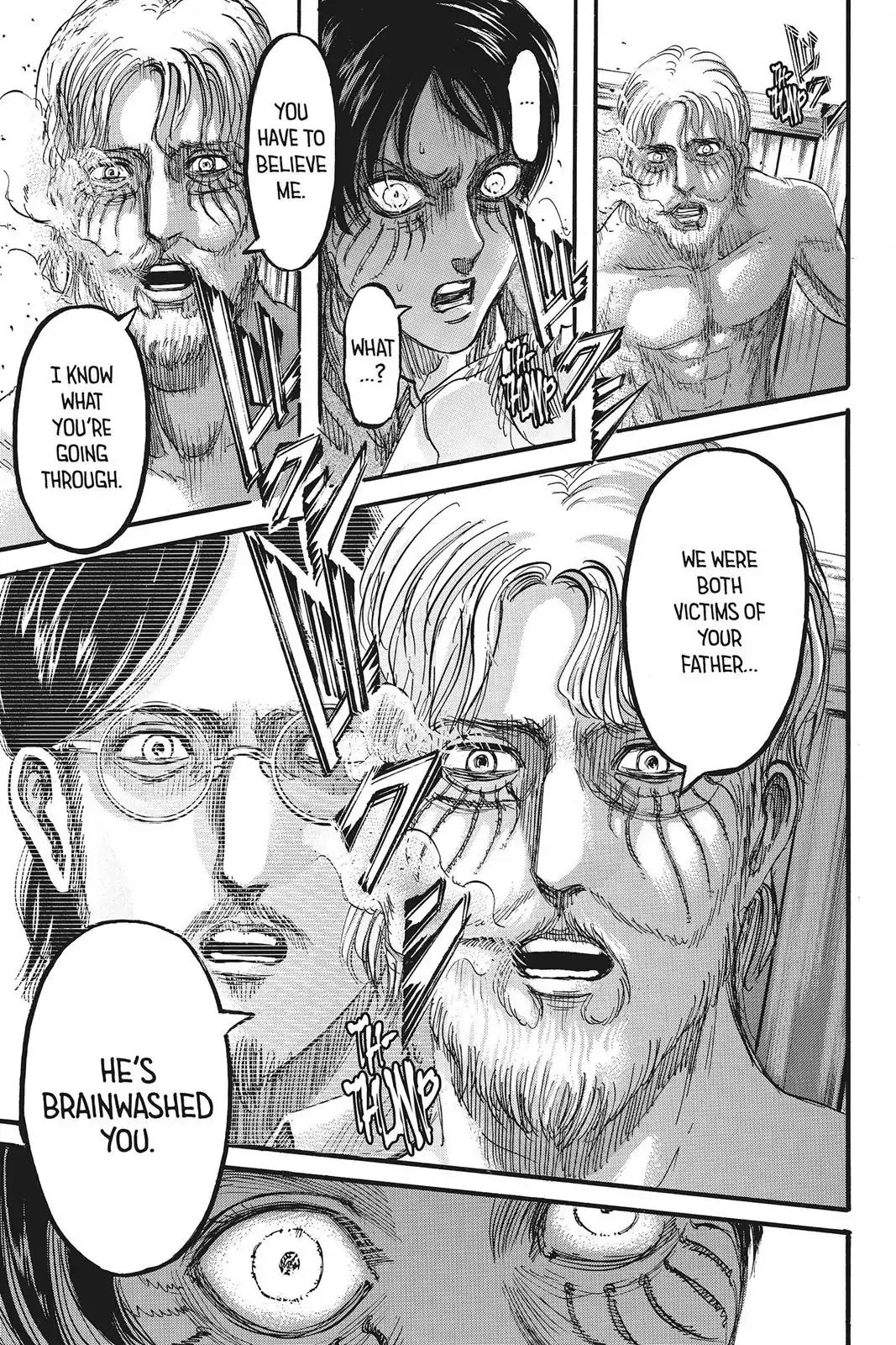 Attack on Titan Chapter 83  Online Free Manga Read Image 13