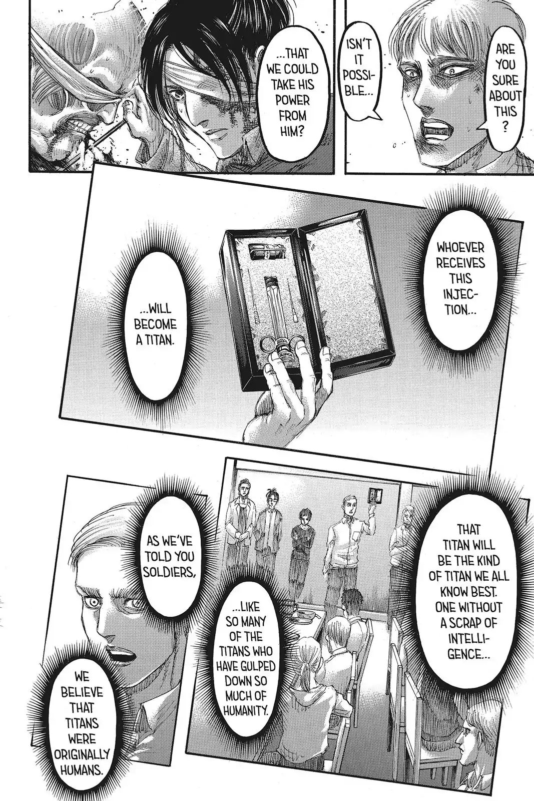 Attack on Titan Chapter 83  Online Free Manga Read Image 22
