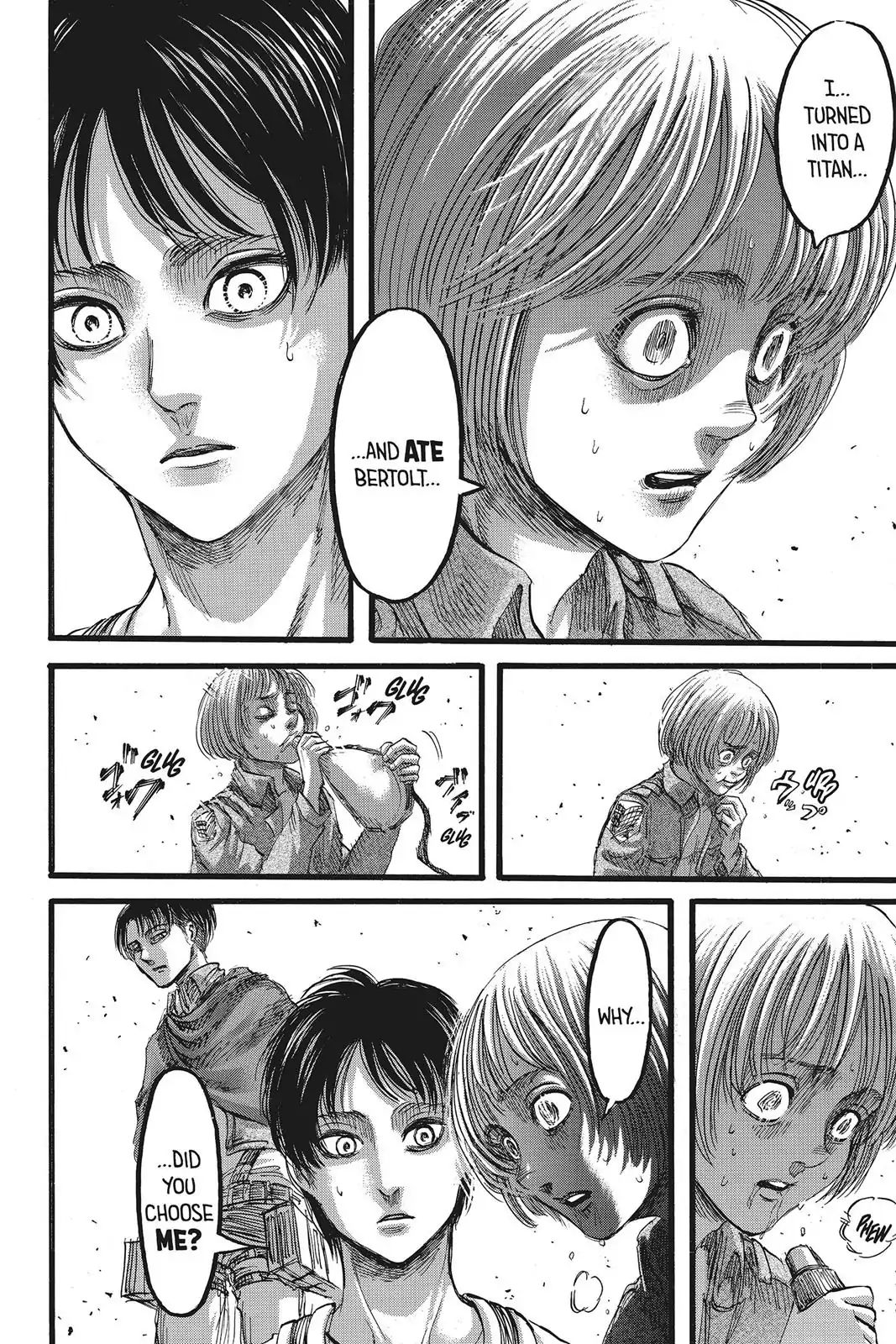 Attack on Titan Chapter 85  Online Free Manga Read Image 10