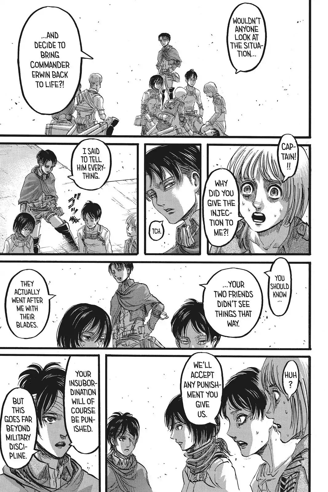 Attack on Titan Chapter 85  Online Free Manga Read Image 11