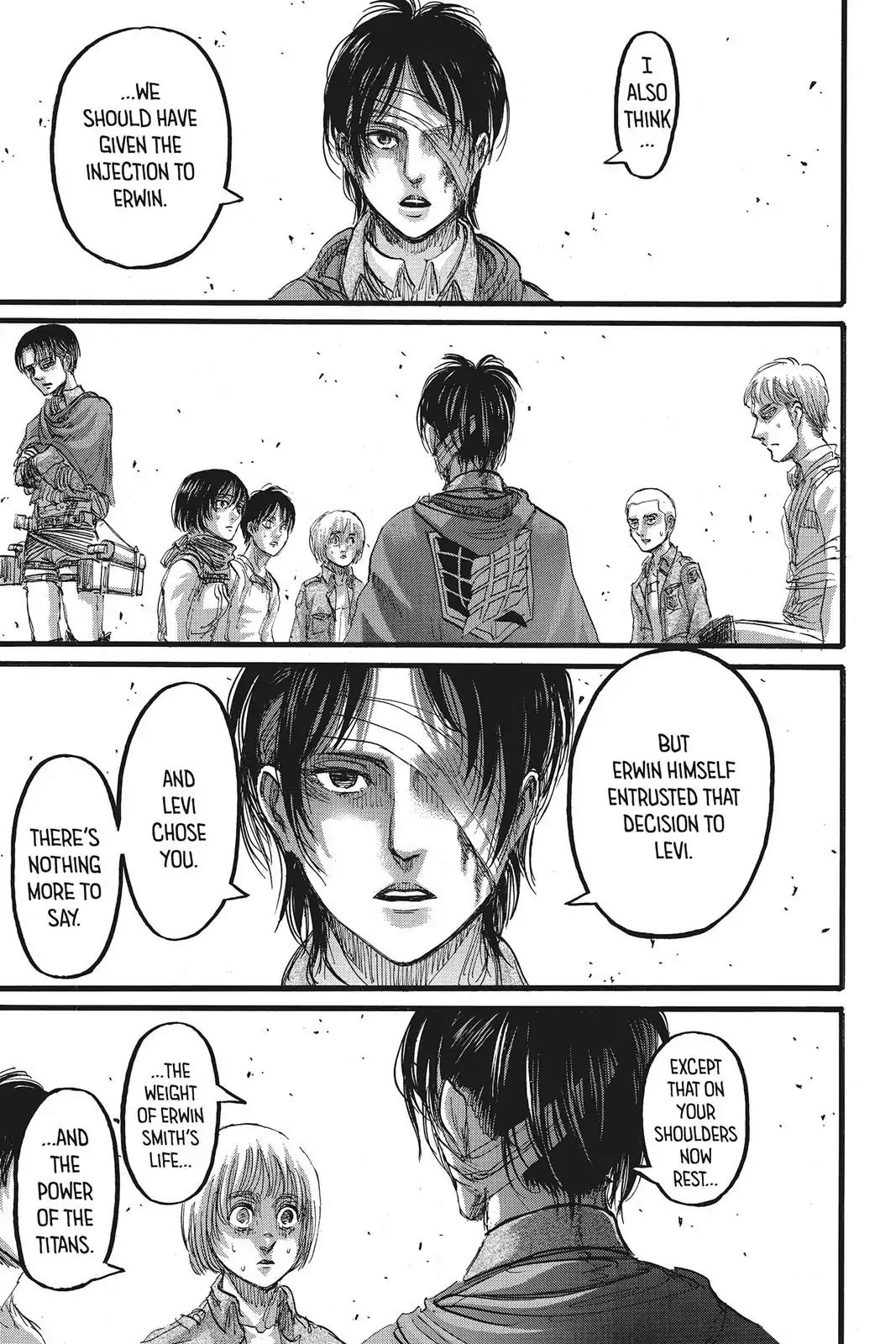 Attack on Titan Chapter 85  Online Free Manga Read Image 13