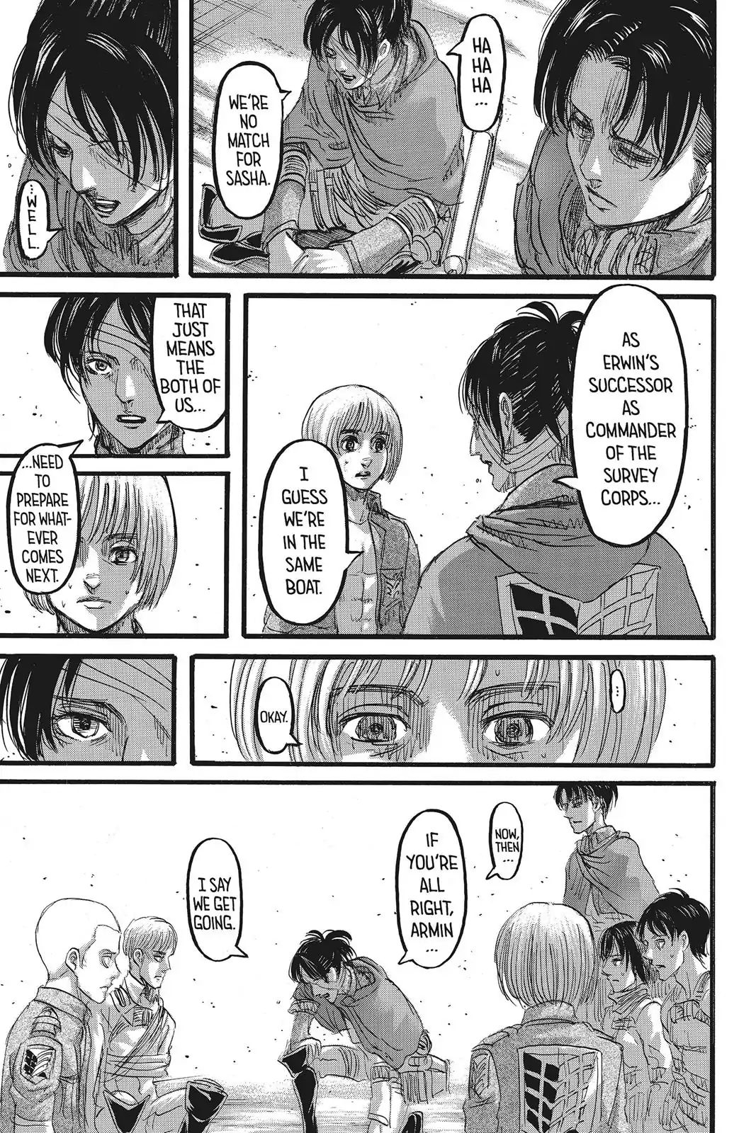 Attack on Titan Chapter 85  Online Free Manga Read Image 17