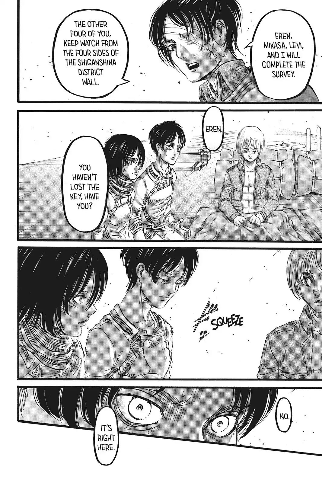 Attack on Titan Chapter 85  Online Free Manga Read Image 18