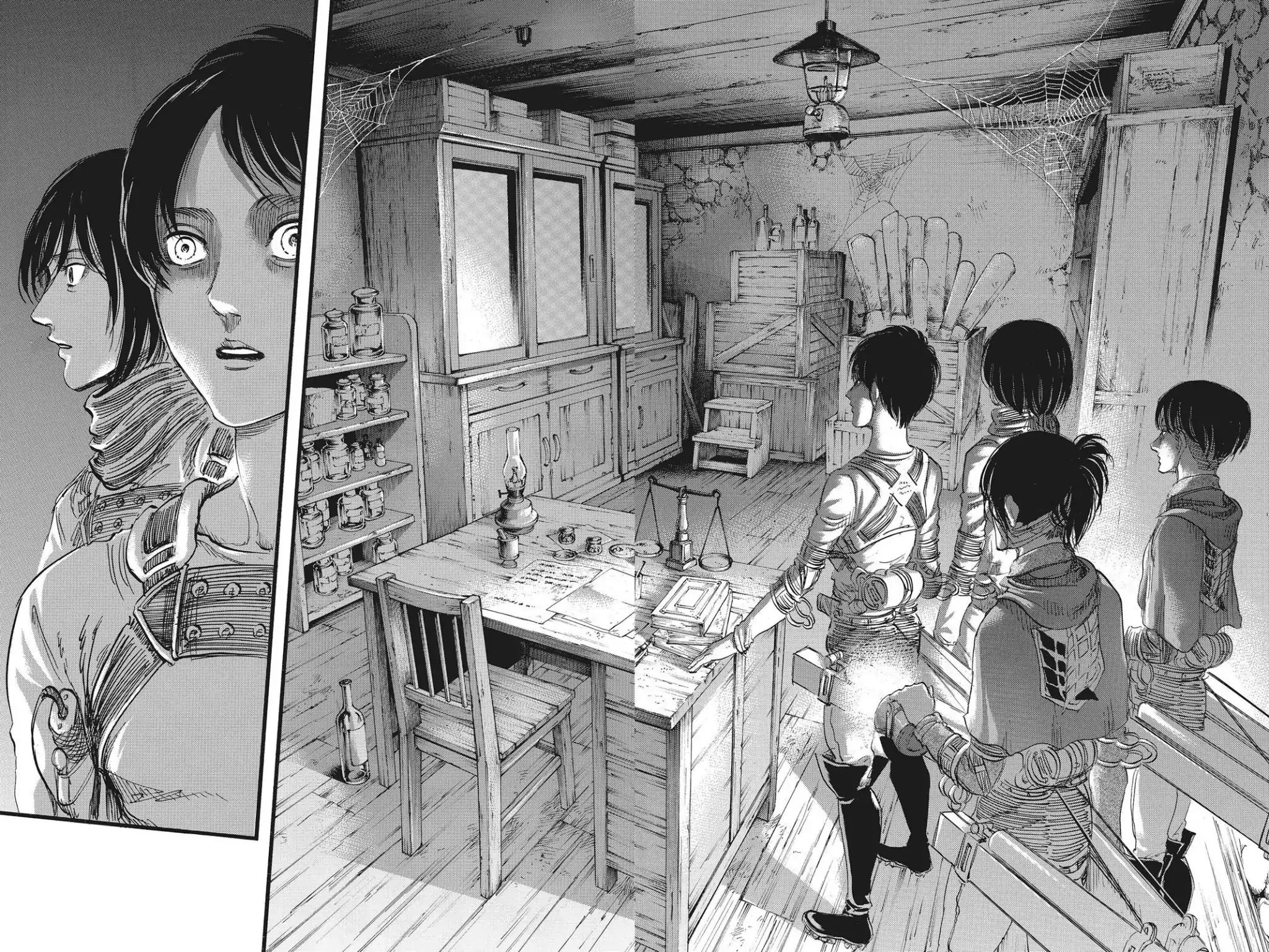 Attack on Titan Chapter 85  Online Free Manga Read Image 32
