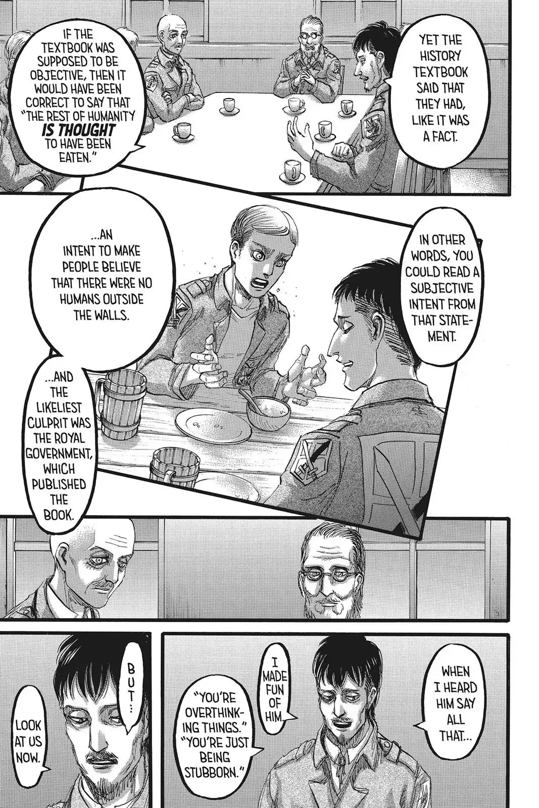 Attack on Titan Chapter 85  Online Free Manga Read Image 40