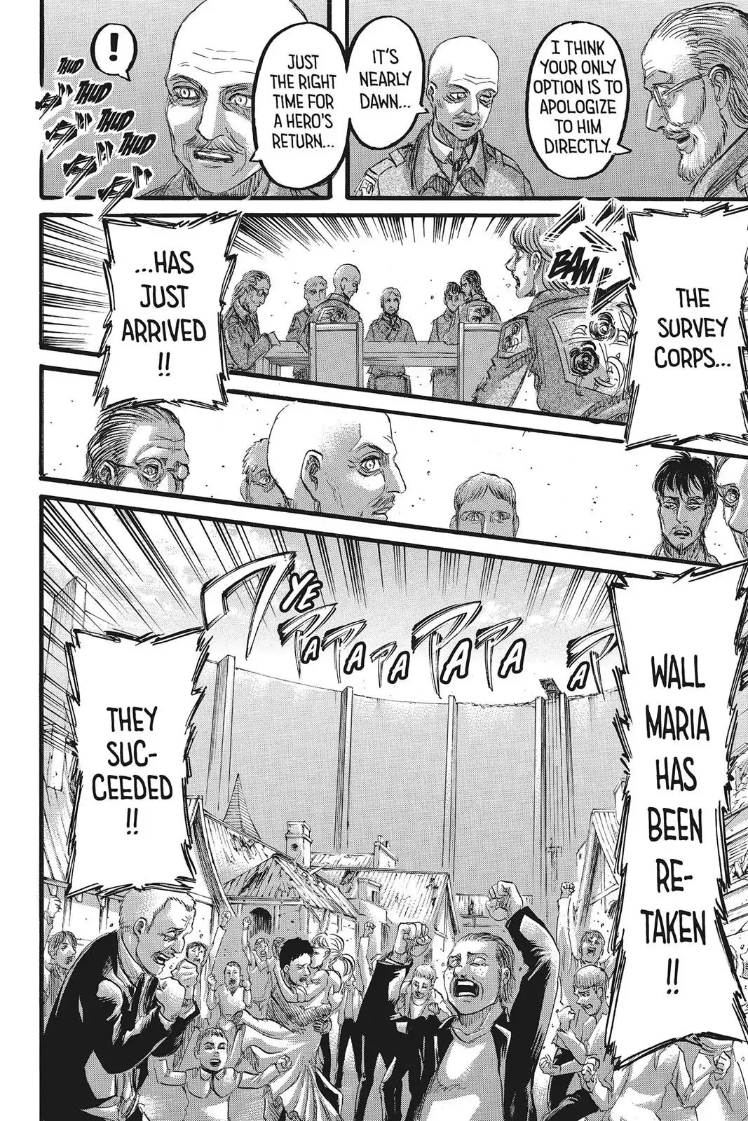 Attack on Titan Chapter 85  Online Free Manga Read Image 41
