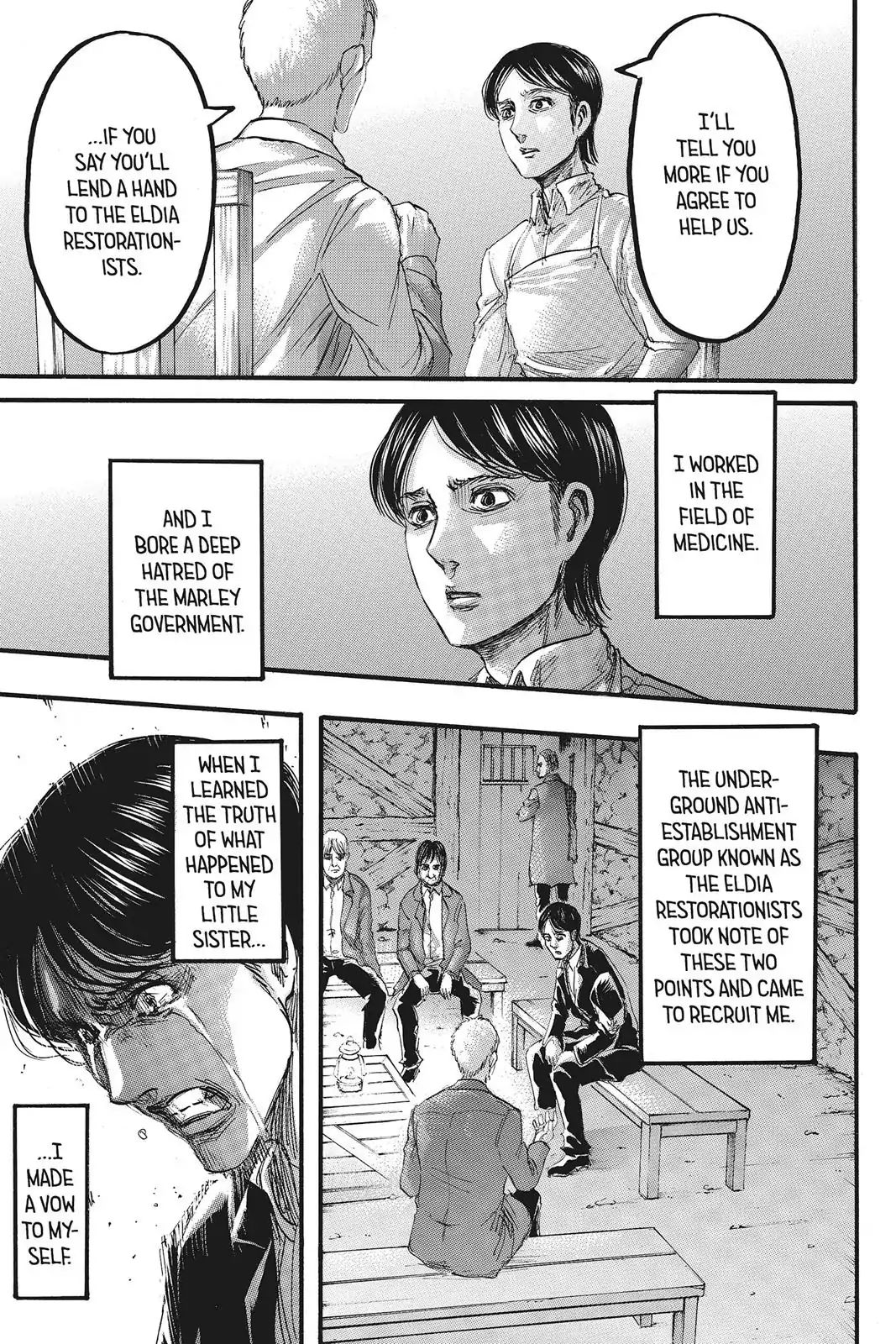 Attack on Titan Chapter 86  Online Free Manga Read Image 24