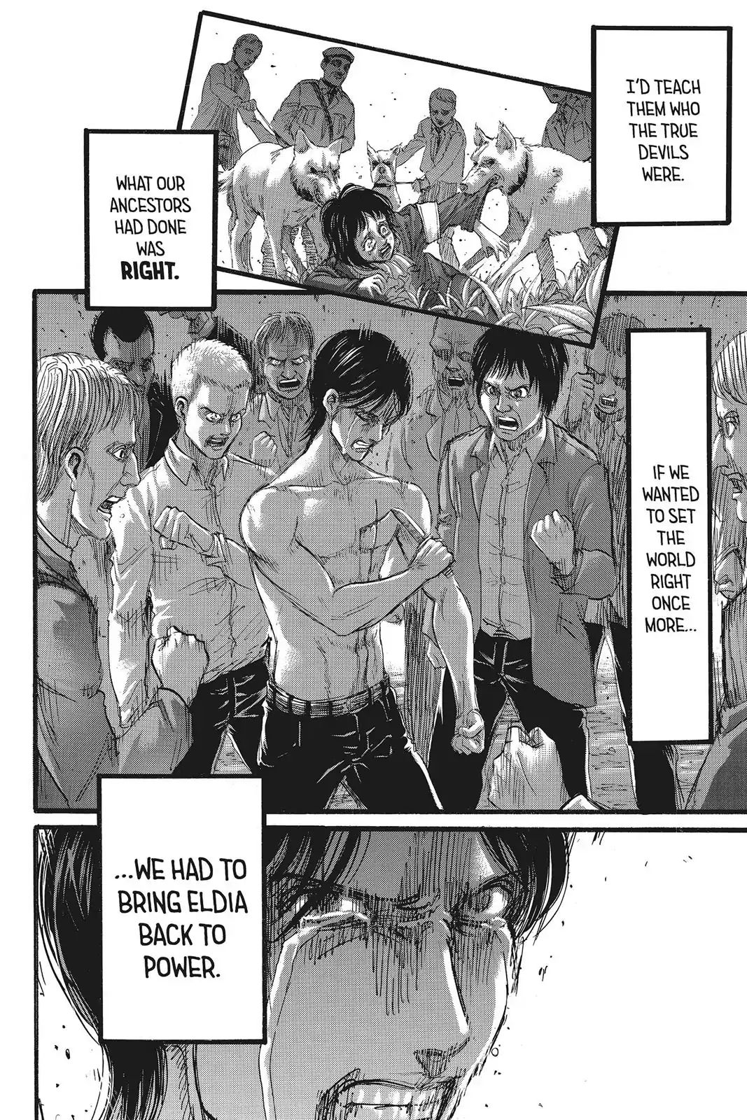Attack on Titan Chapter 86  Online Free Manga Read Image 25