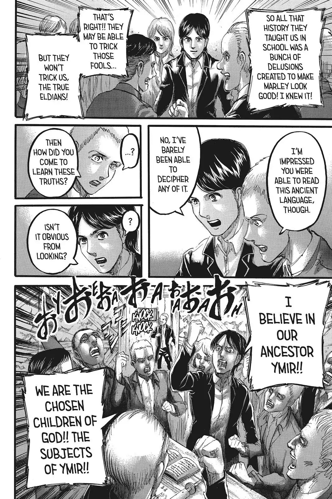 Attack on Titan Chapter 86  Online Free Manga Read Image 27