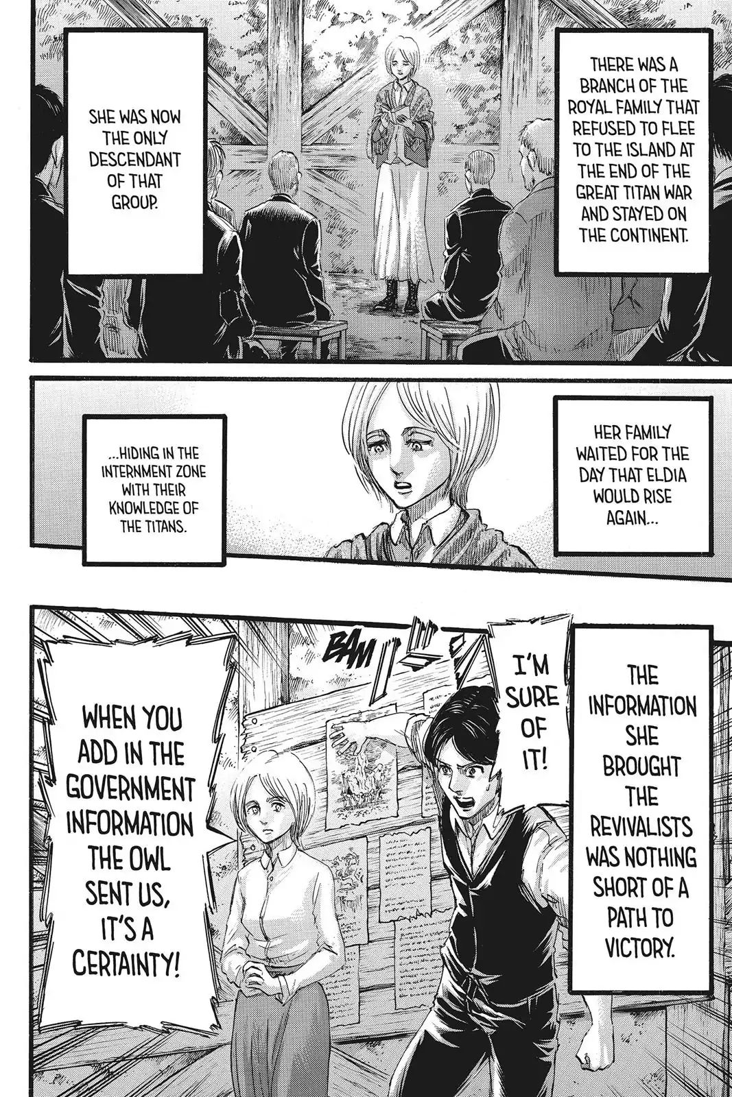 Attack on Titan Chapter 86  Online Free Manga Read Image 29