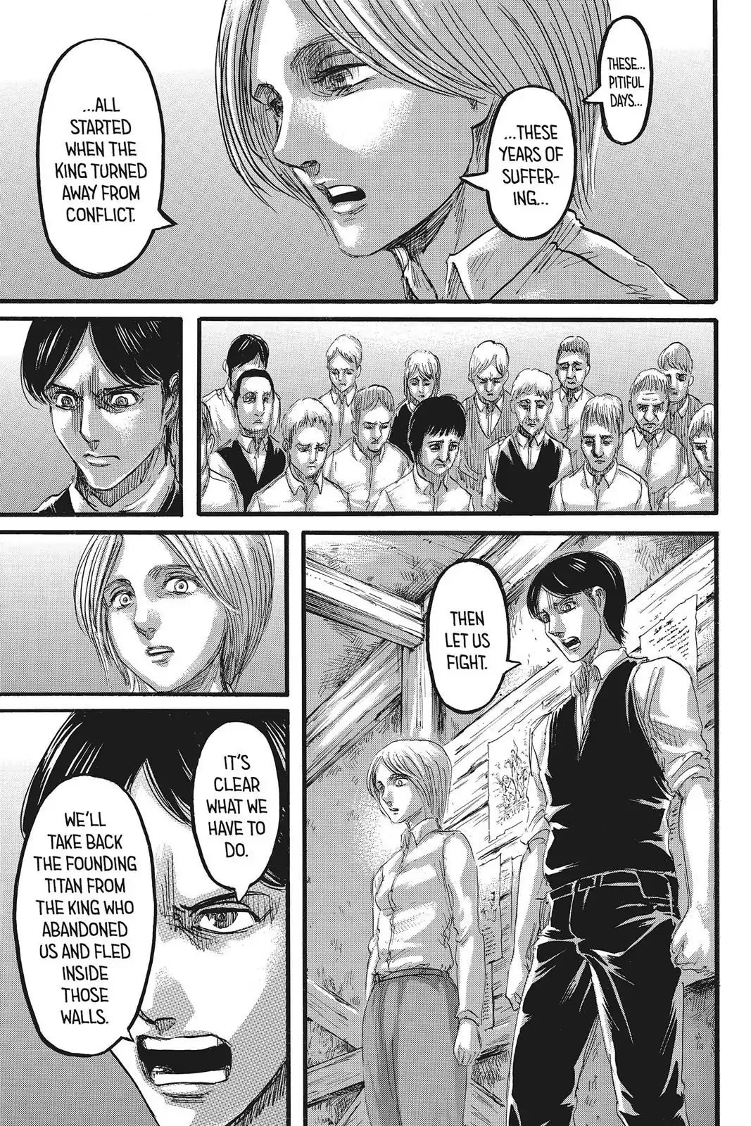 Attack on Titan Chapter 86  Online Free Manga Read Image 32
