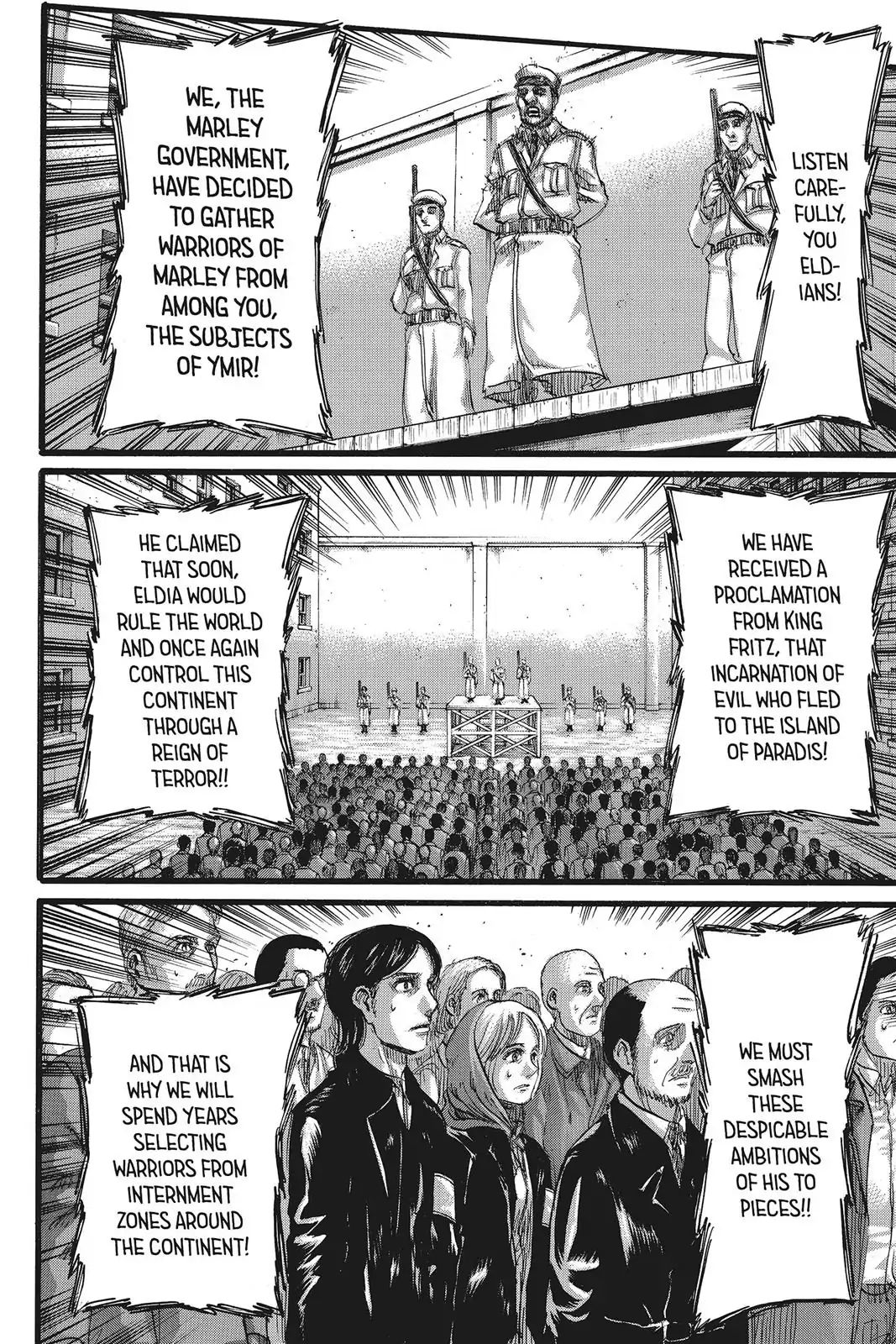 Attack on Titan Chapter 86  Online Free Manga Read Image 37