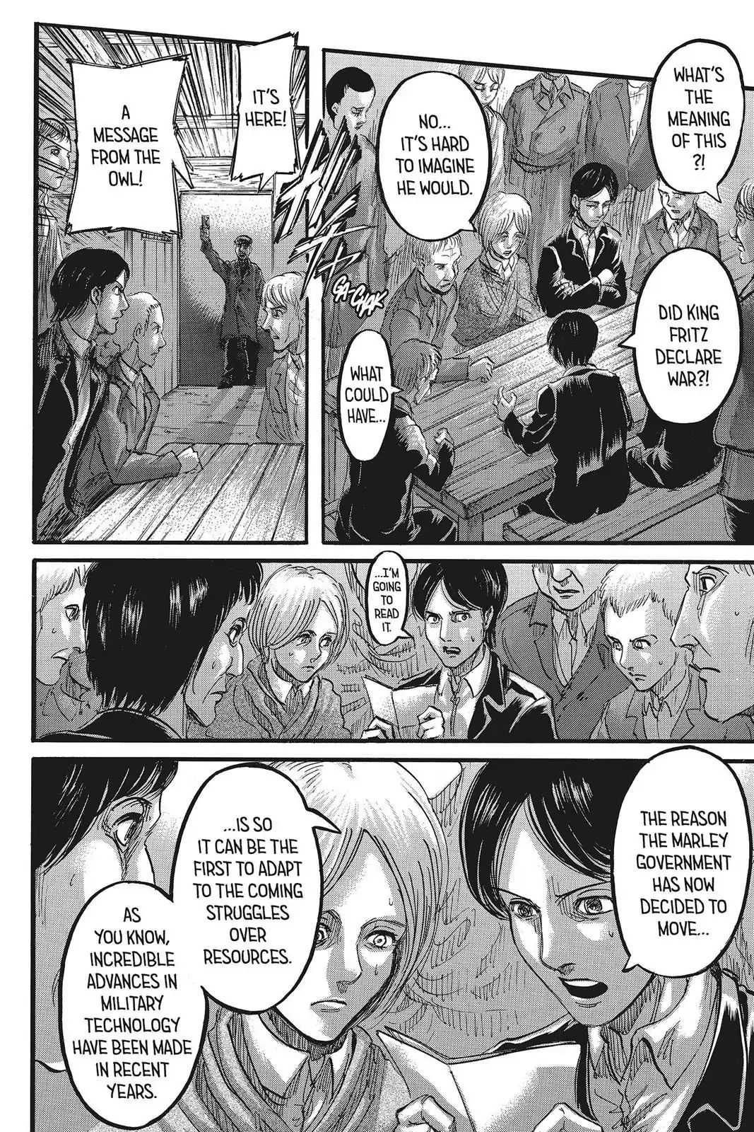 Attack on Titan Chapter 86  Online Free Manga Read Image 39