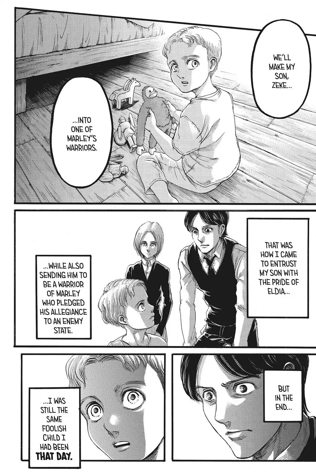 Attack on Titan Chapter 86  Online Free Manga Read Image 43