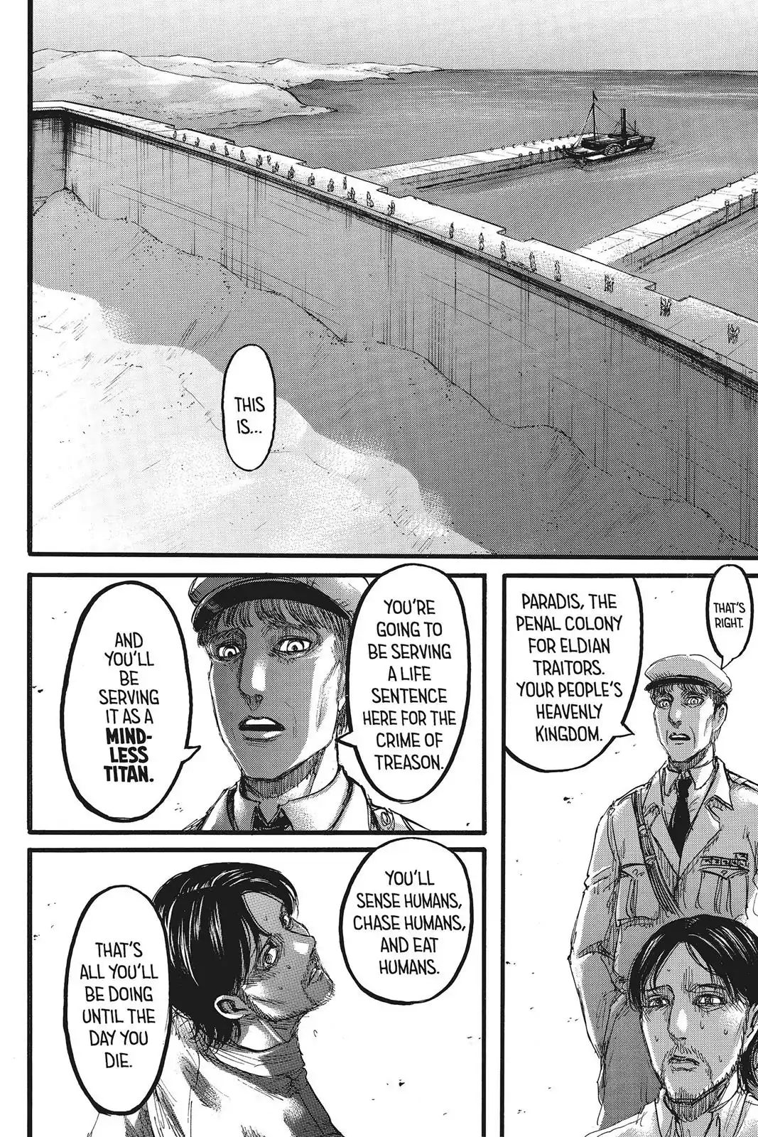 Attack on Titan Chapter 87  Online Free Manga Read Image 13