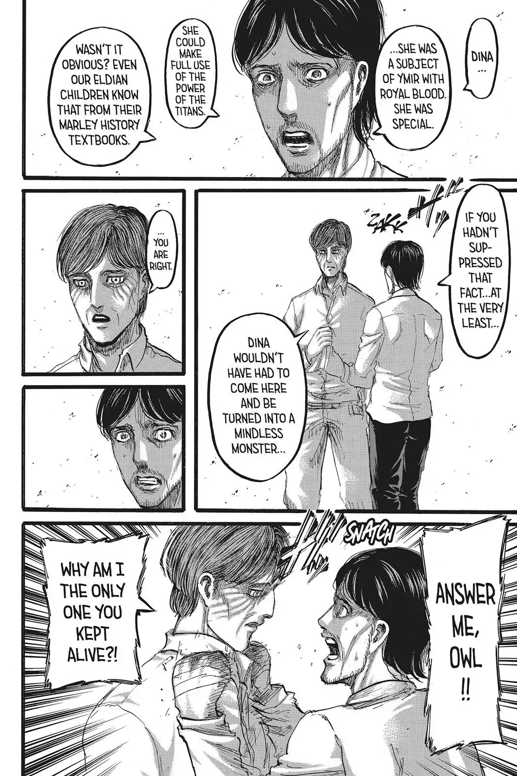 Attack on Titan Chapter 88  Online Free Manga Read Image 10