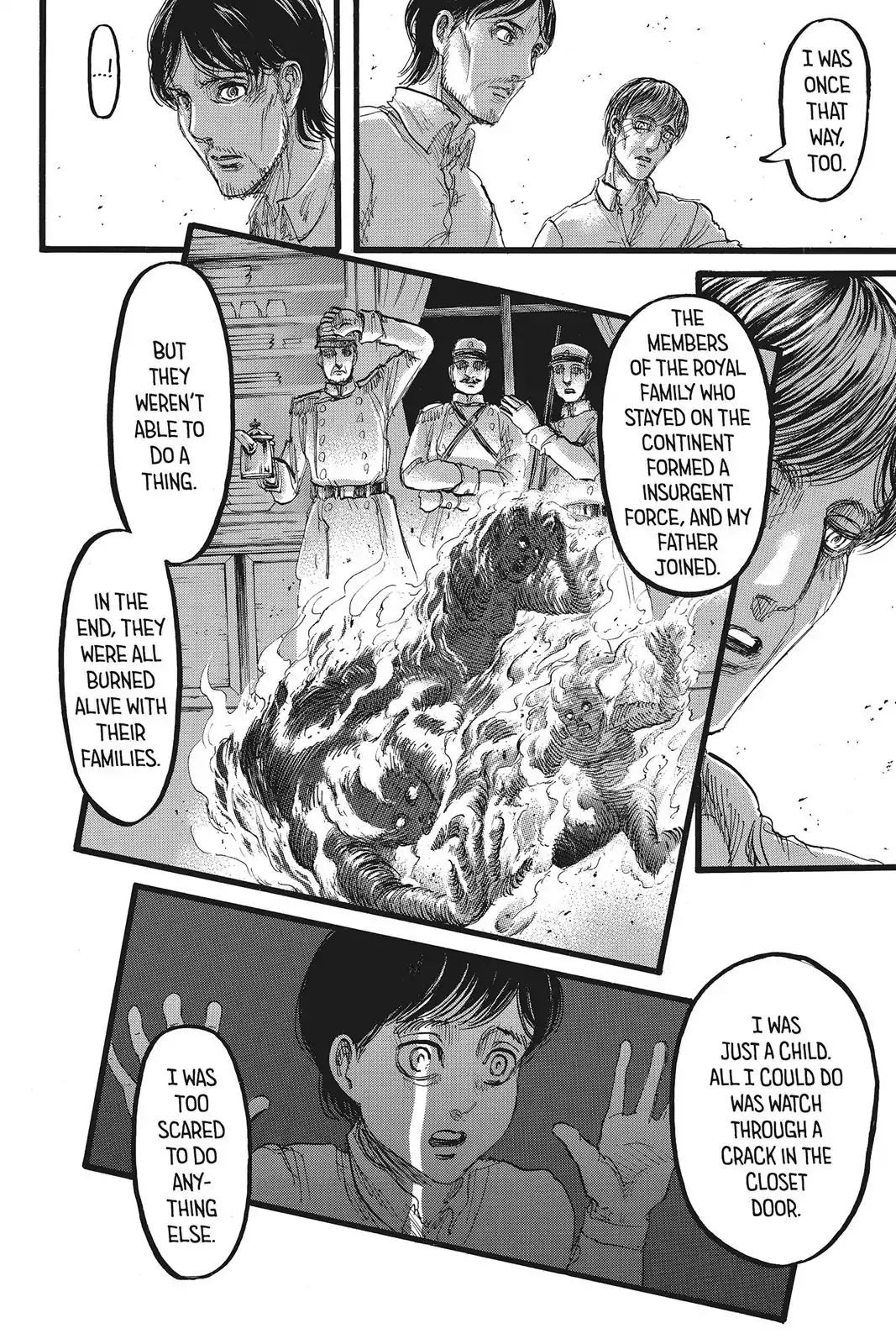 Attack on Titan Chapter 88  Online Free Manga Read Image 16