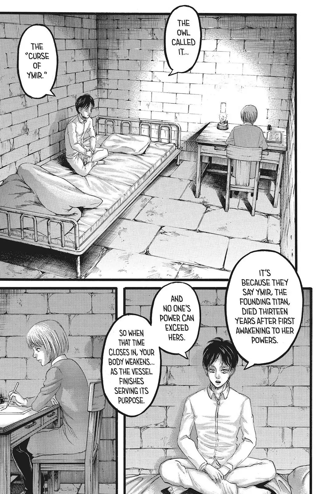 Attack on Titan Chapter 88  Online Free Manga Read Image 21