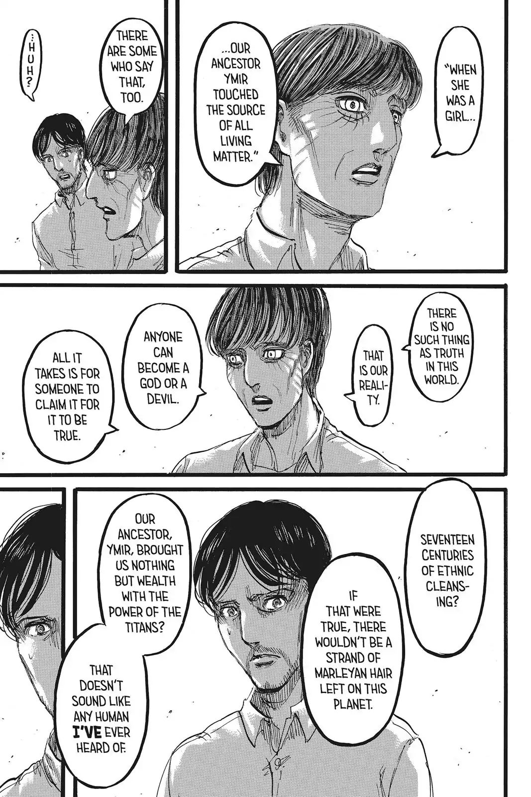 Attack on Titan Chapter 88  Online Free Manga Read Image 27