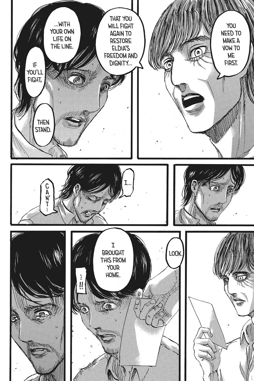 Attack on Titan Chapter 88  Online Free Manga Read Image 36