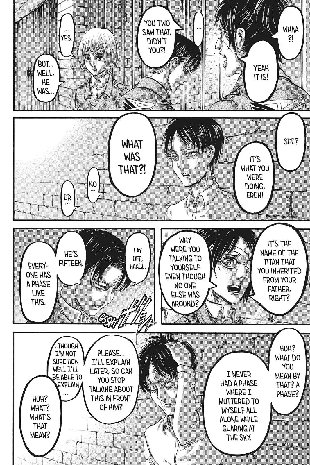 Attack on Titan Chapter 89  Online Free Manga Read Image 2