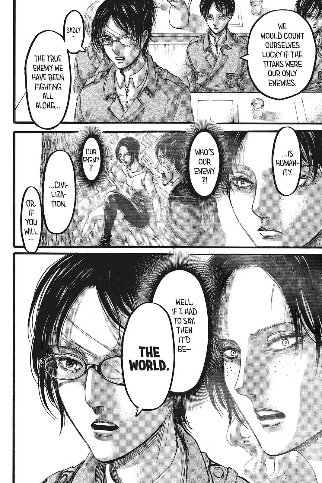 Attack on Titan Chapter 89  Online Free Manga Read Image 24